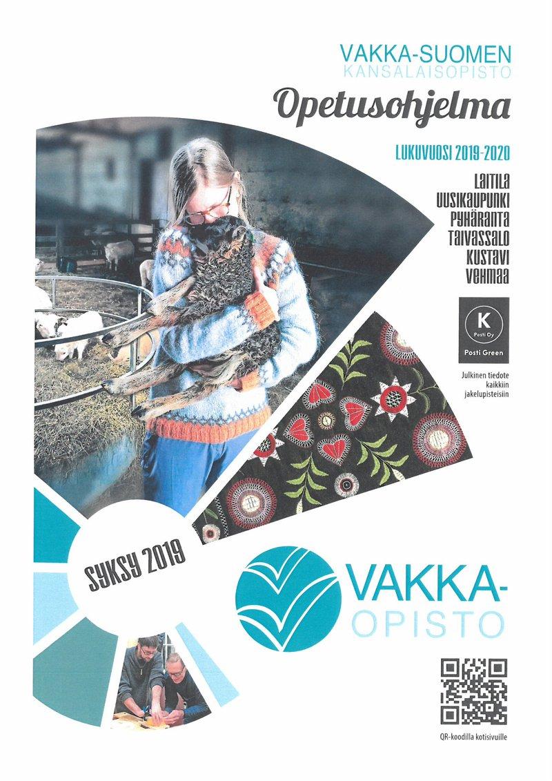 Vakka Suomen Kansalaisopisto Laitilan Kaupunki